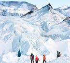 Gletscherwanderung und Eisklettern auf dem Vatnajökull   Moderat