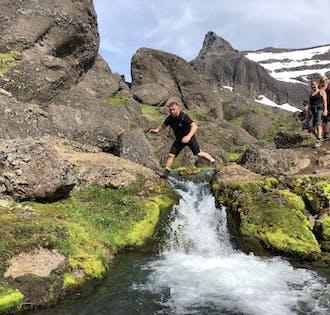 Hiking with Elves | Borgarfjordur Eystri 5-Day Trekking Tour