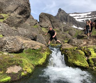 Hiking with Elves | Borgarfjordur Eystri 5-Day Trekking Tour