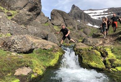 Hiking with Elves   Borgarfjordur Eystri 5-Day Trekking Tour
