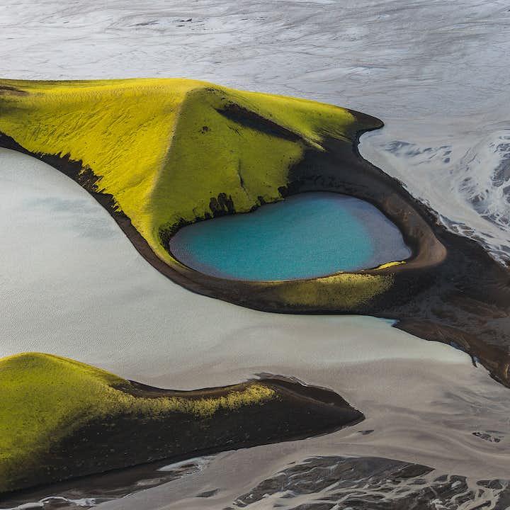 3天2夜冰岛盛夏摄影团 中央内陆高地极致行摄之旅