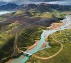 Les Hautes Terres sauvages et passionnantes d'Islande sont un endroit extraordinaire à visiter.