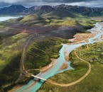 The wild and exciting Highlands of Iceland is an amazing location to visit.