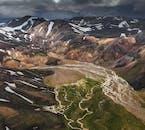 Les montagnes des hauts plateaux du centre promettent de vous impressionner.