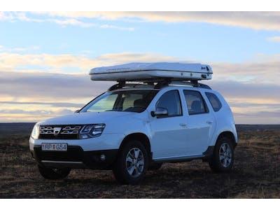 Dacia  Duster + Tente de toit  2017
