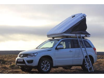 Suzuki  Grand Vitara with Roof Tent Automatic 2015