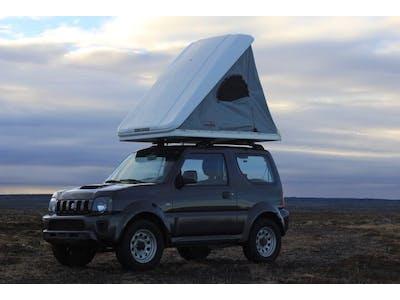 Suzuki Jimny + tente de toit 2018