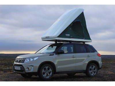 Suzuki  Vitara (Manual) + Roof Tent 2017