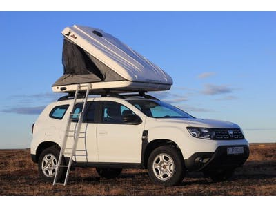 Dacia  Duster with Roof Tent 2019