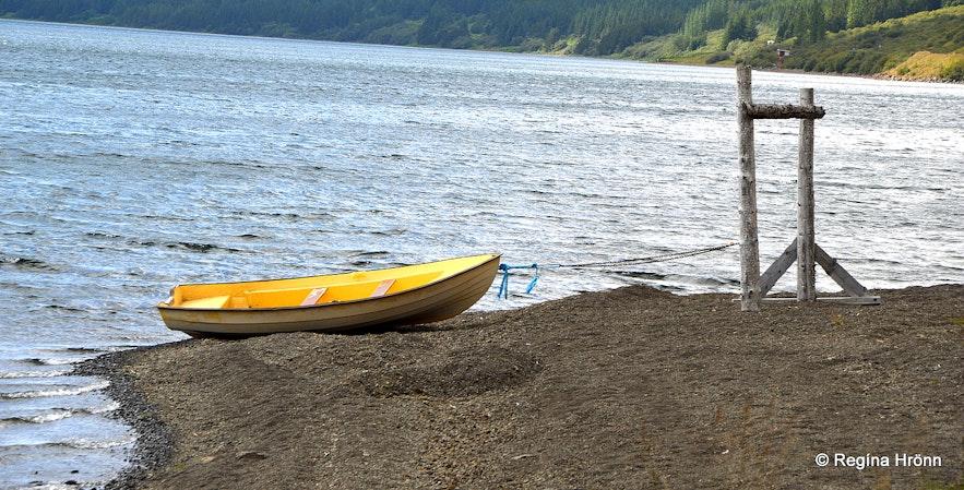 Skorradalsvatn lake