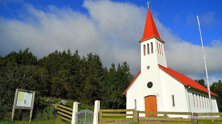 Lundarkirkja church