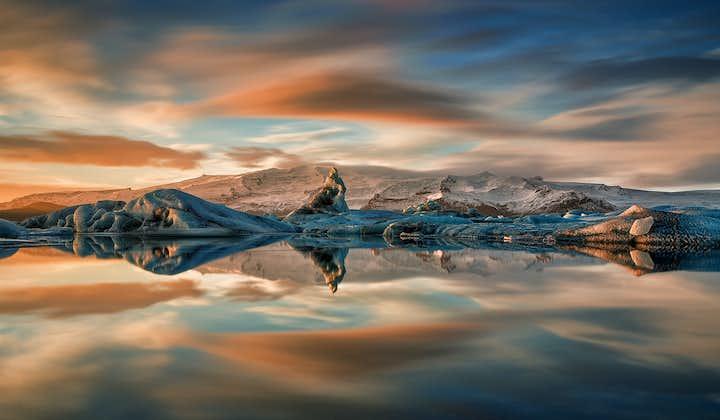 冰岛南岸夏季两日游|一号环岛公路南线至杰古沙龙冰河湖(小团出发)