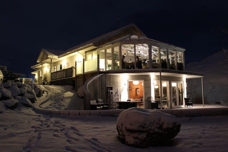 冰島溫泉鎮酒店