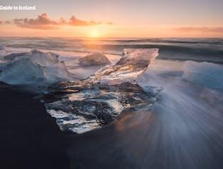 4-tägige geführte Sommerreise   Golden Circle, Südküste und Ostfjorde