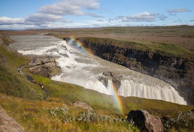 Minibus tour of the Golden Circle | Explore Iceland's Best Known Attractions