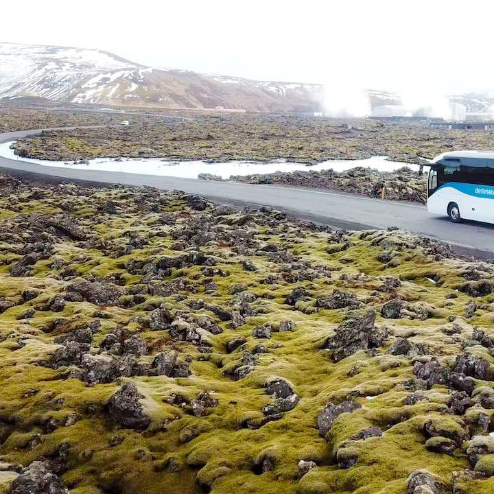蓝湖单程大巴 | 冰岛凯夫拉维克国际机场至蓝湖