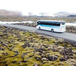 Einfacher Transfer | Flughafen Keflavik - Blaue Lagune