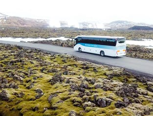 One Way Transfer | Keflavik International Airport to the Blue Lagoon