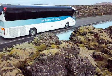 Transfert retour simple | Du Blue Lagoon vers l'aéroport international de Keflavik