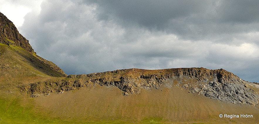 Mt. Ingólfsfjall - Silfurberg