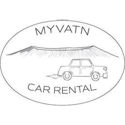 Myvatn Car Rental logo