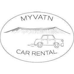 Myvatn Car Rental logo