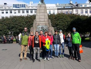 Reykjavik Walking Tour | English Speaking Guideance