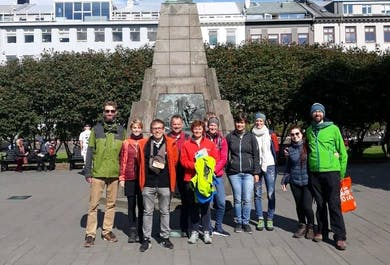 Reykjavik Walking Tour | English Speaking Guidance