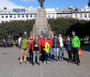 Reykjavik Walking Tour | English Speaking Guidance