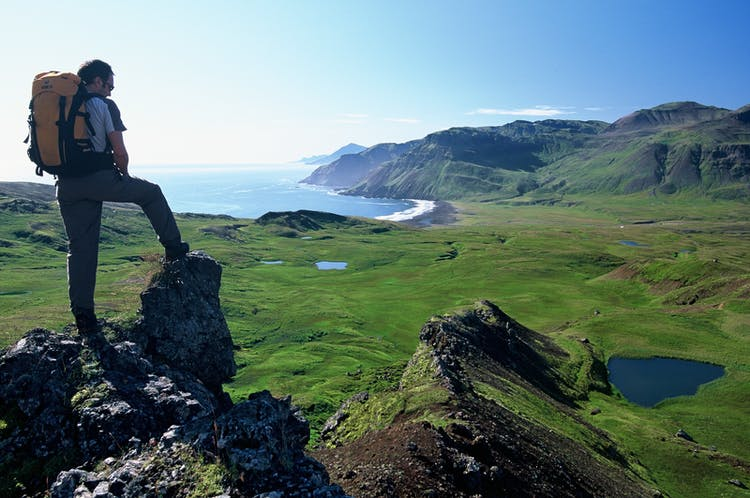 Some views are better than others - Borgarfjörður eystri, east Iceland.