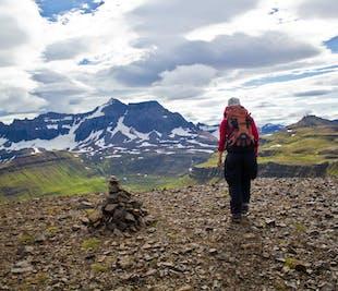 Víknaslóðir Trail | Five-Day Trek in East Iceland
