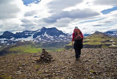 Víknaslóðir Trail | Five-Day Trek in East Iceland