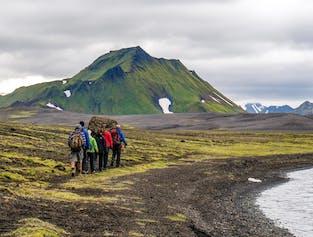 3-tägige Trekking-Tour | Landmannalaugar, Brennisteinsalda