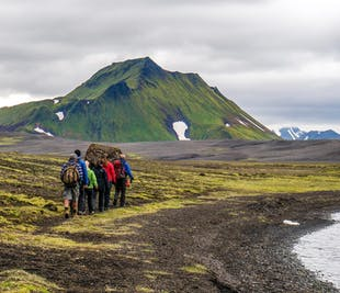Three-Day Trek to Landmannalaugar | Backroad Highland Adventure