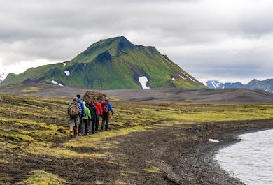 Three-Day Trek to Landmannalaugar   Backroad Highland Adventure