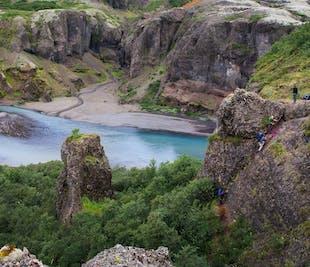 Nupsstadarskogar to Skaftafell | 5-Day Trekking Tour in the Highlands