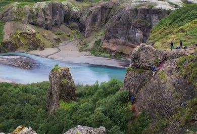 Nupsstadaskogur to Skaftafell   5-Day Trekking Tour in the Highlands