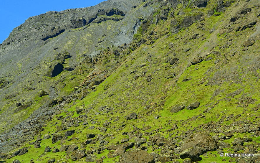 Mt. Ingólfsfjall South-Iceland