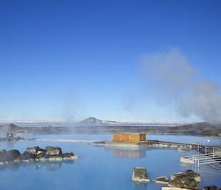 Entrada a los baños naturales de Mývatn | Norte de Islandia
