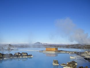 Geothermal Silica Bathing   Admission to the Myvatn Nature Baths