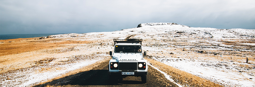 4x4 Jeeps & SUVs in Iceland