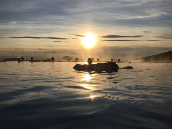 Jarðböðin við Mývatn