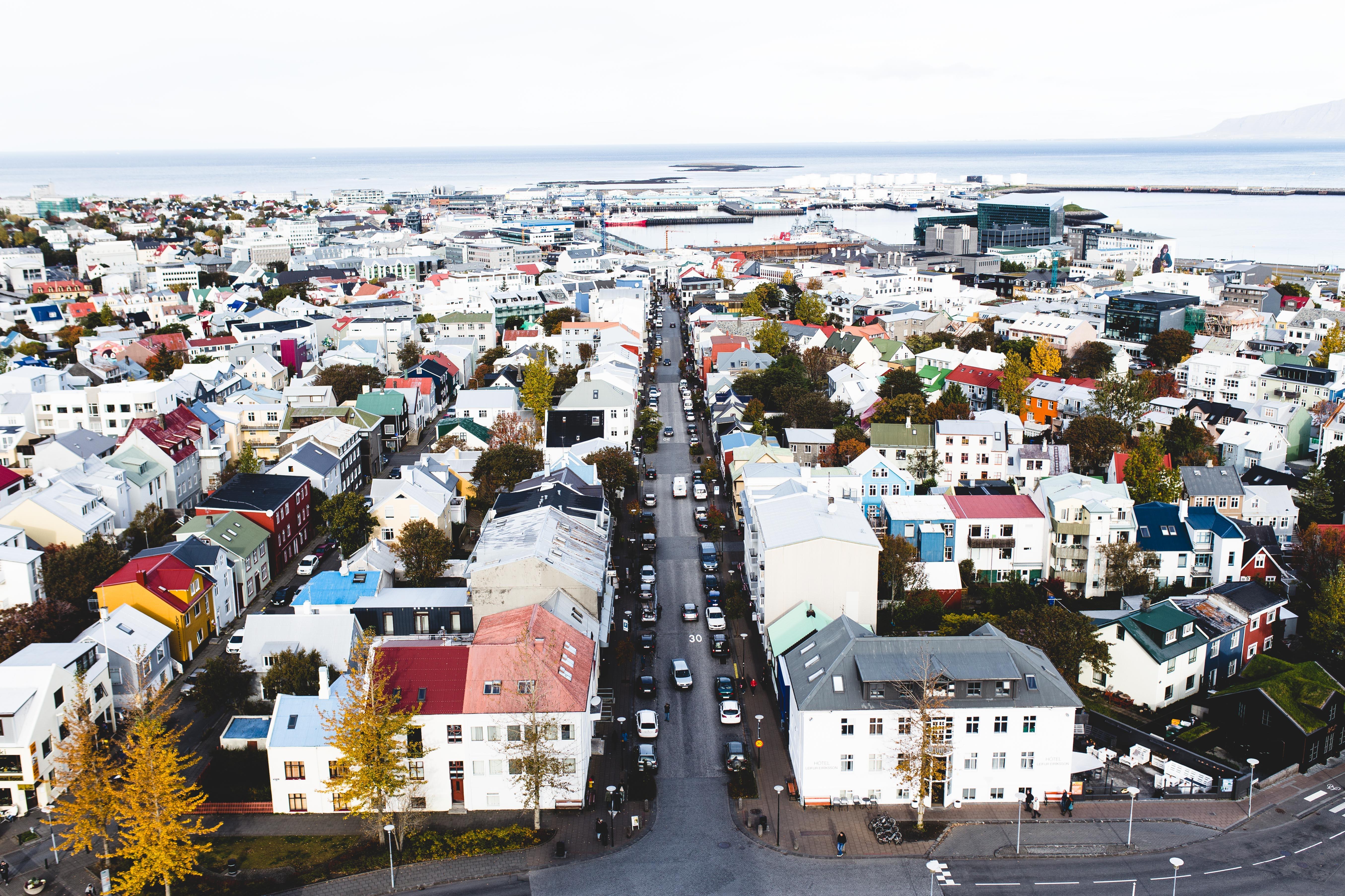 冰岛经典冰火之旅6日游 中文向导 含杰古沙龙冰河湖 - day 1