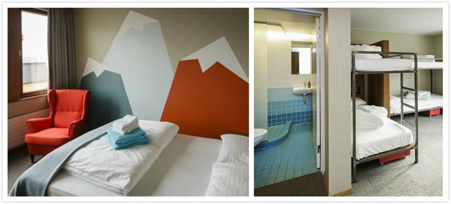 冰島雷克雅維克Loft hostel
