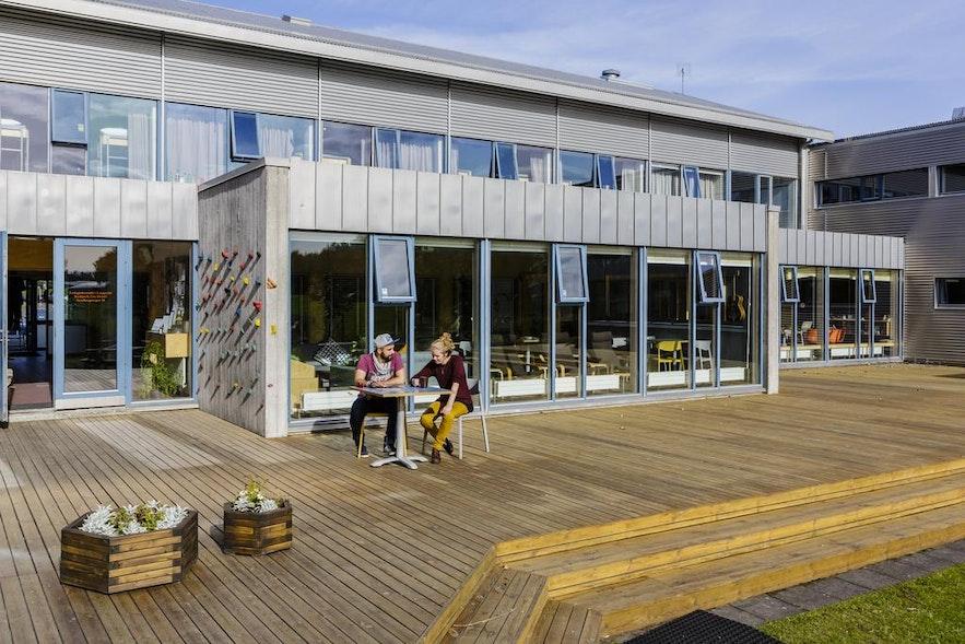 冰島Reykjavik City Hostel