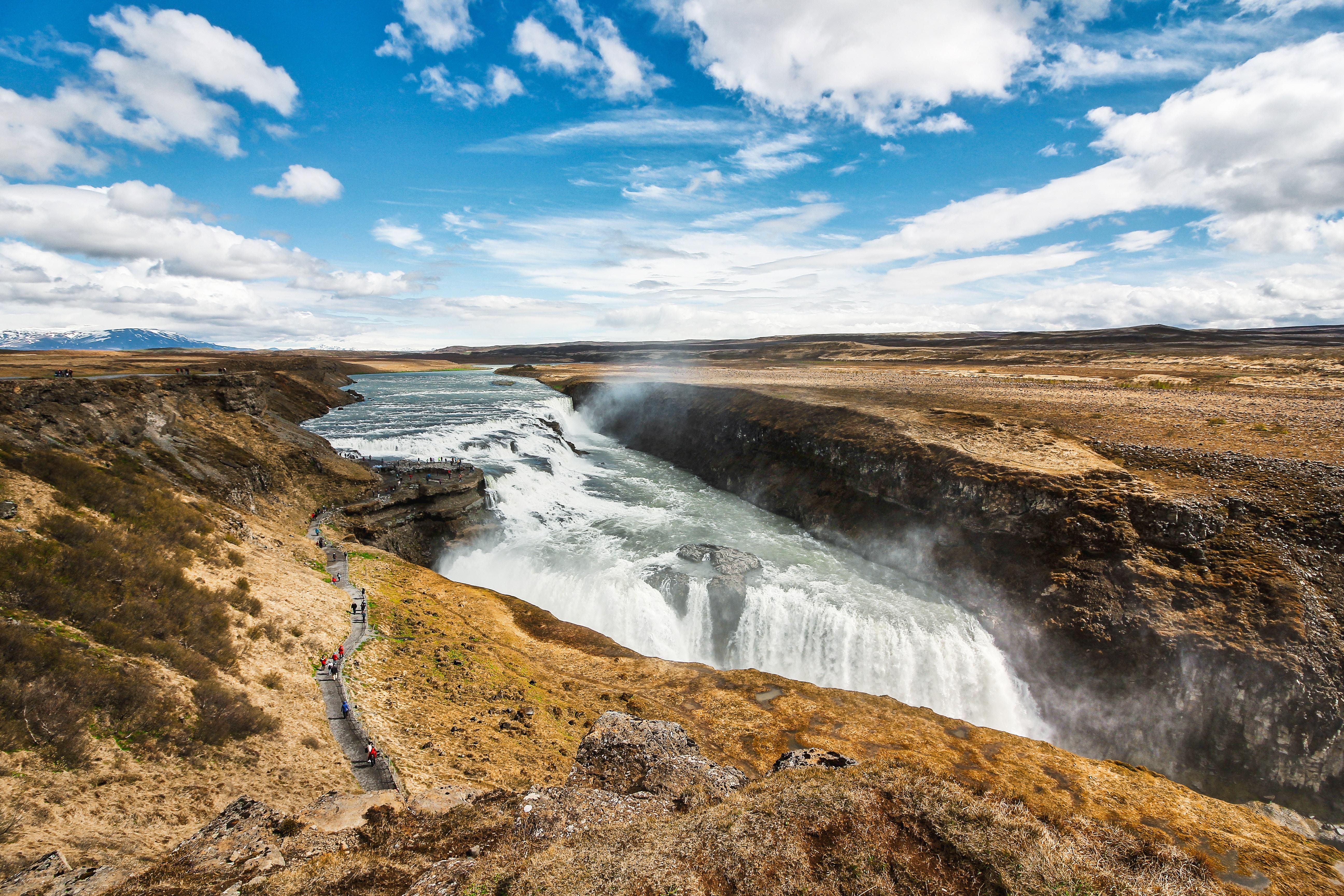 冰岛经典冰火之旅6日游 中文向导 含杰古沙龙冰河湖 - day 2