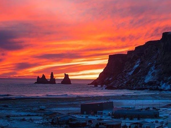 Icelandic Lava Show