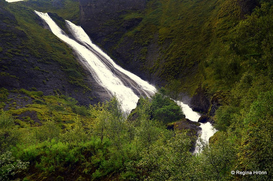 The Historical Kirkjubæjarklaustur, Systrafoss & Systrastapi in South-Iceland