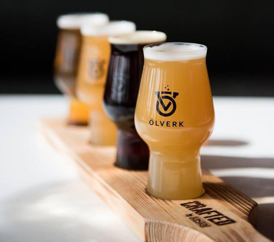 Local Breweries Around Iceland
