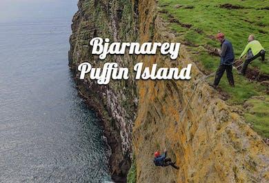 Adventure Exploration   Bjarnarey Puffin Island